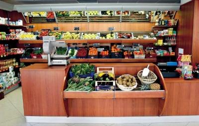 Arredamenti frutta e verdura for Arredo salumeria