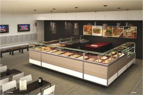 Arredamento per pizzerie for Isa arredamenti