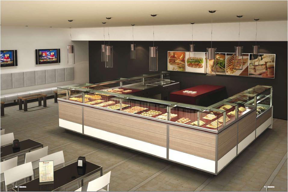 Arredamenti pizzerie for Arredamento pizzeria moderno