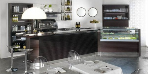 Urban style for Isa arredamenti
